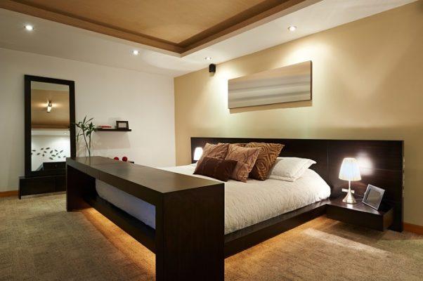 Bedroom Lighting 1
