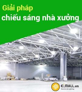 Đèn led nhà xưởng Philips, Đèn led highbay công nghiệp philips