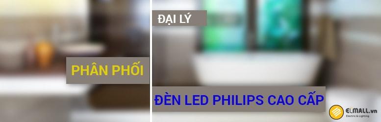 Đại lý phân phối đèn led Philips cao cấp