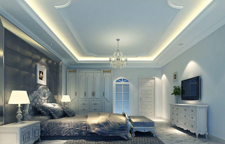 đèn hắt trần cho phòng ngủ
