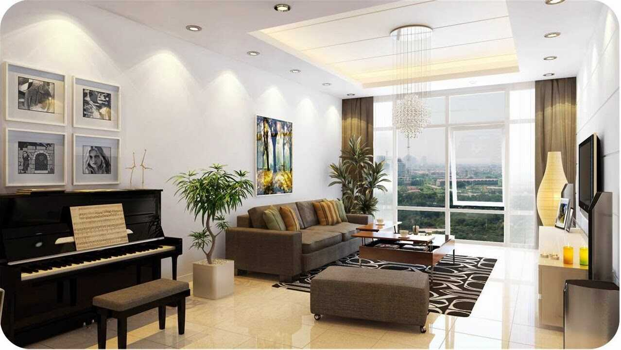 đèn led cho căn hộ chung cư