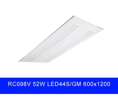 den led panel 52w 600x1200 rc098v led44s