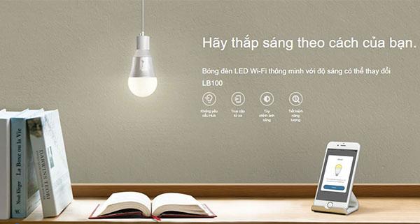 Công nghệ đèn led thông minh và tiết kiệm điện năng