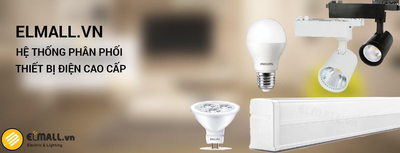 Elmall.vn - hệ thống phân phối thiết bị điện cao cấp