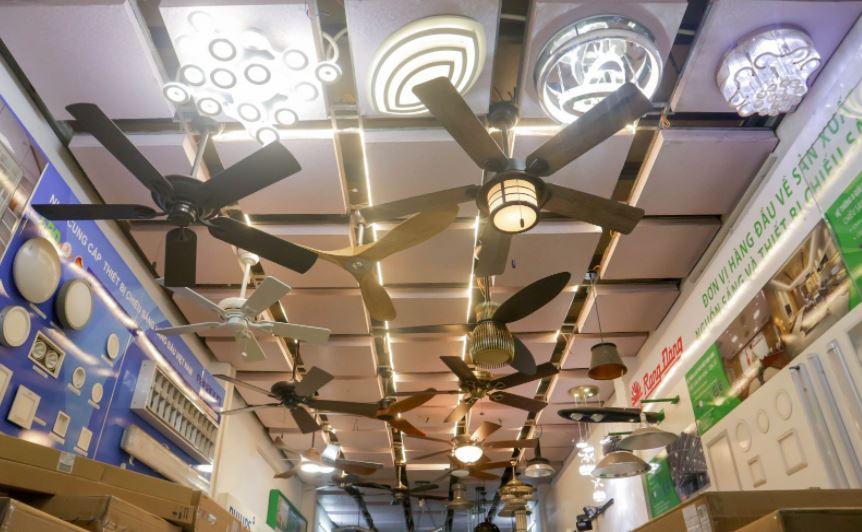 showroom đèn led philips tại tphcm