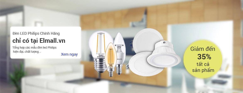 Mua đèn led Philips chính hãng