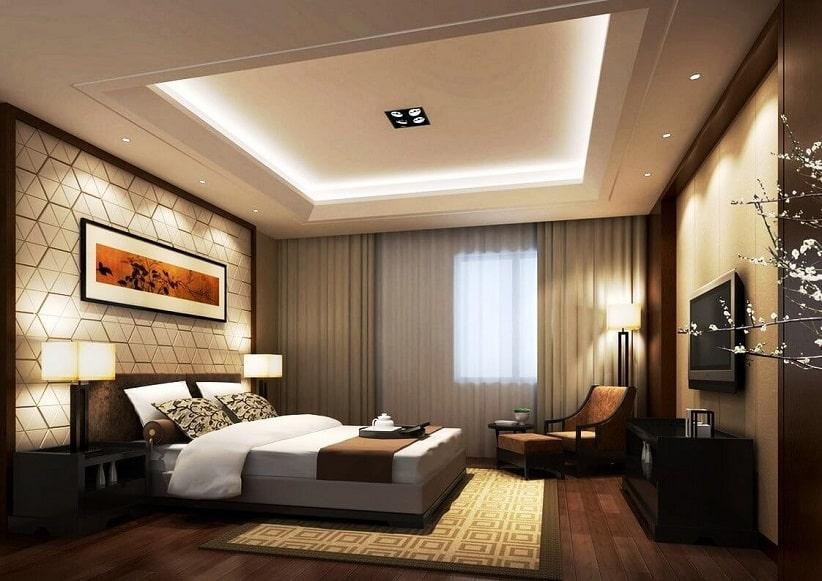 Những mẫu thiết kế đèn trang trí phòng ngủ ấn tượng nhất