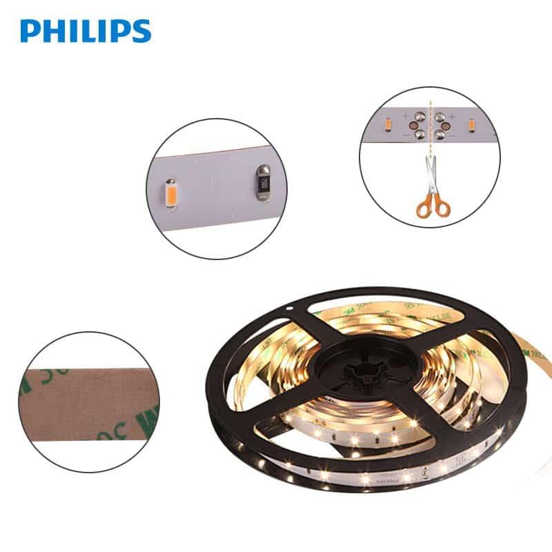 đèn led dây ls155s philips 24V