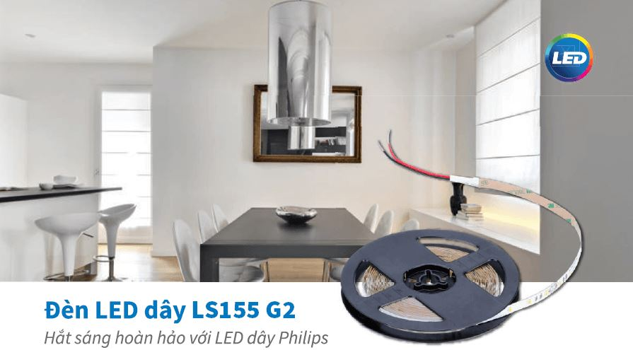 led dây ls155s philips