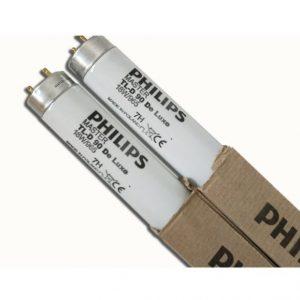 đèn soi màu Philips D65 TL D90 deluxe 18W/965