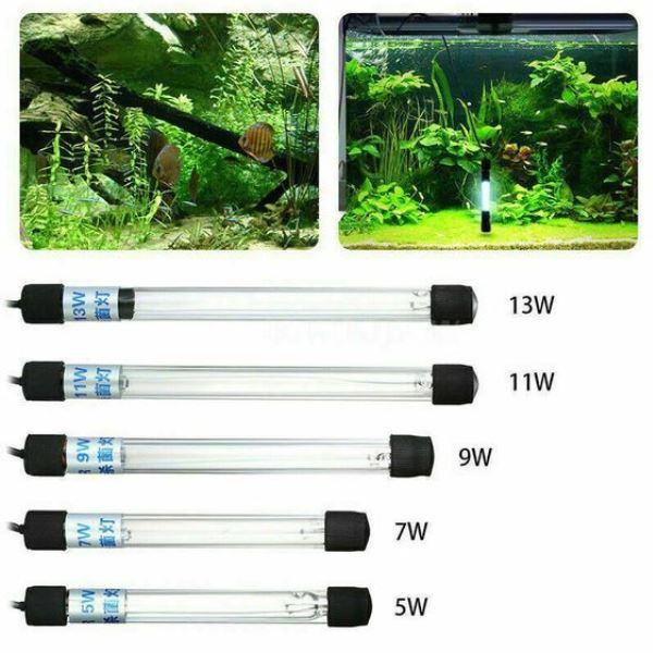 công suất đèn uv bể cá