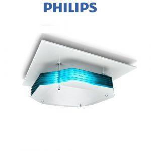 SM345C C 4xTUV PLS 9W HFM - Đèn khử trùng UVC gắn trần nhà