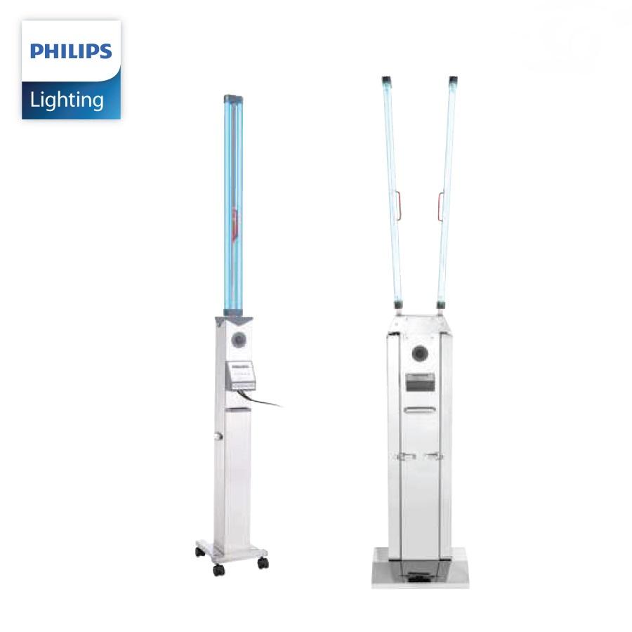 Xe đẩy khử trùng Philips UV-C
